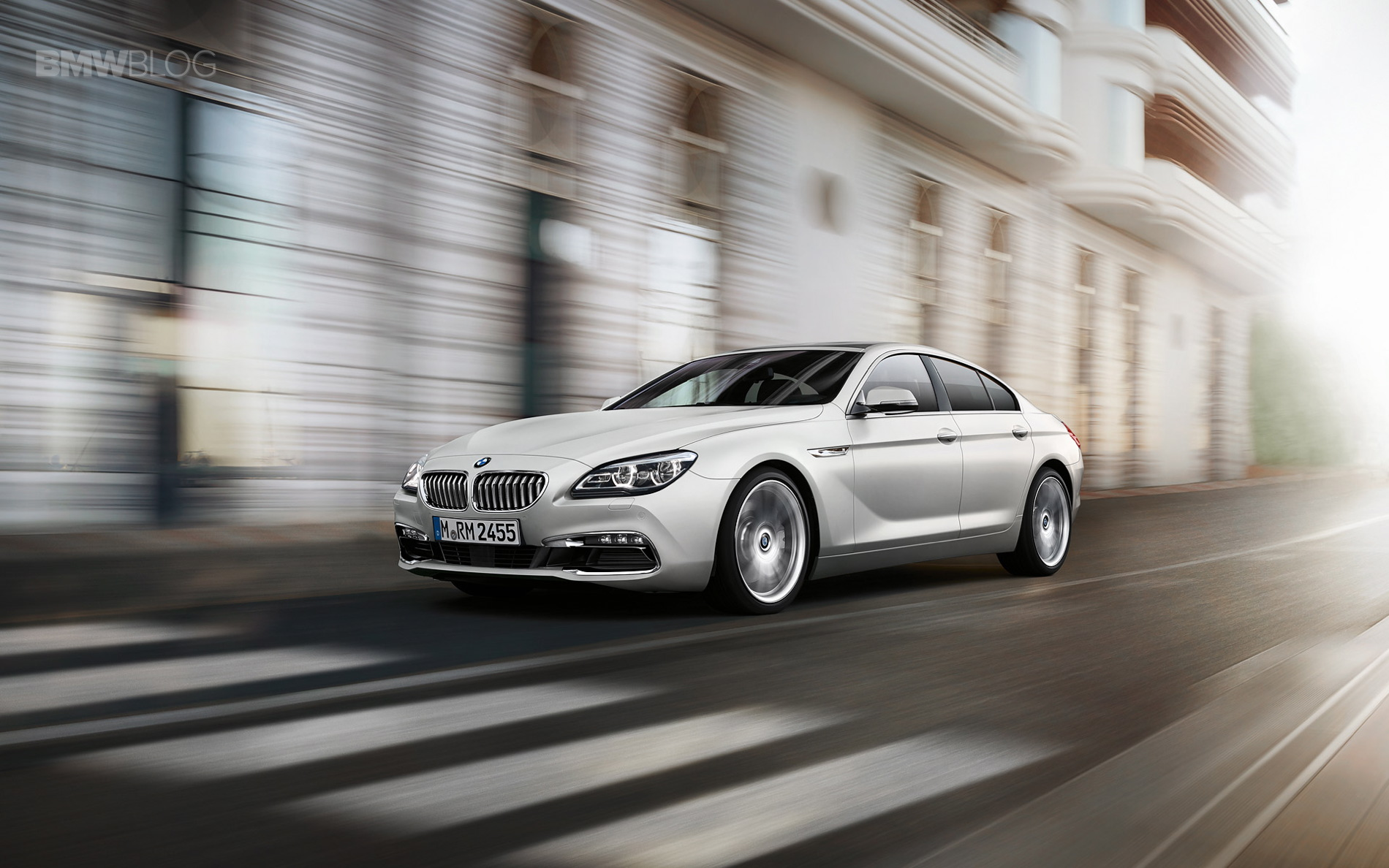 Bmw 6 Series Gran Coupe Hd Wallpaper ✓ The Galleries of HD Wallpaper