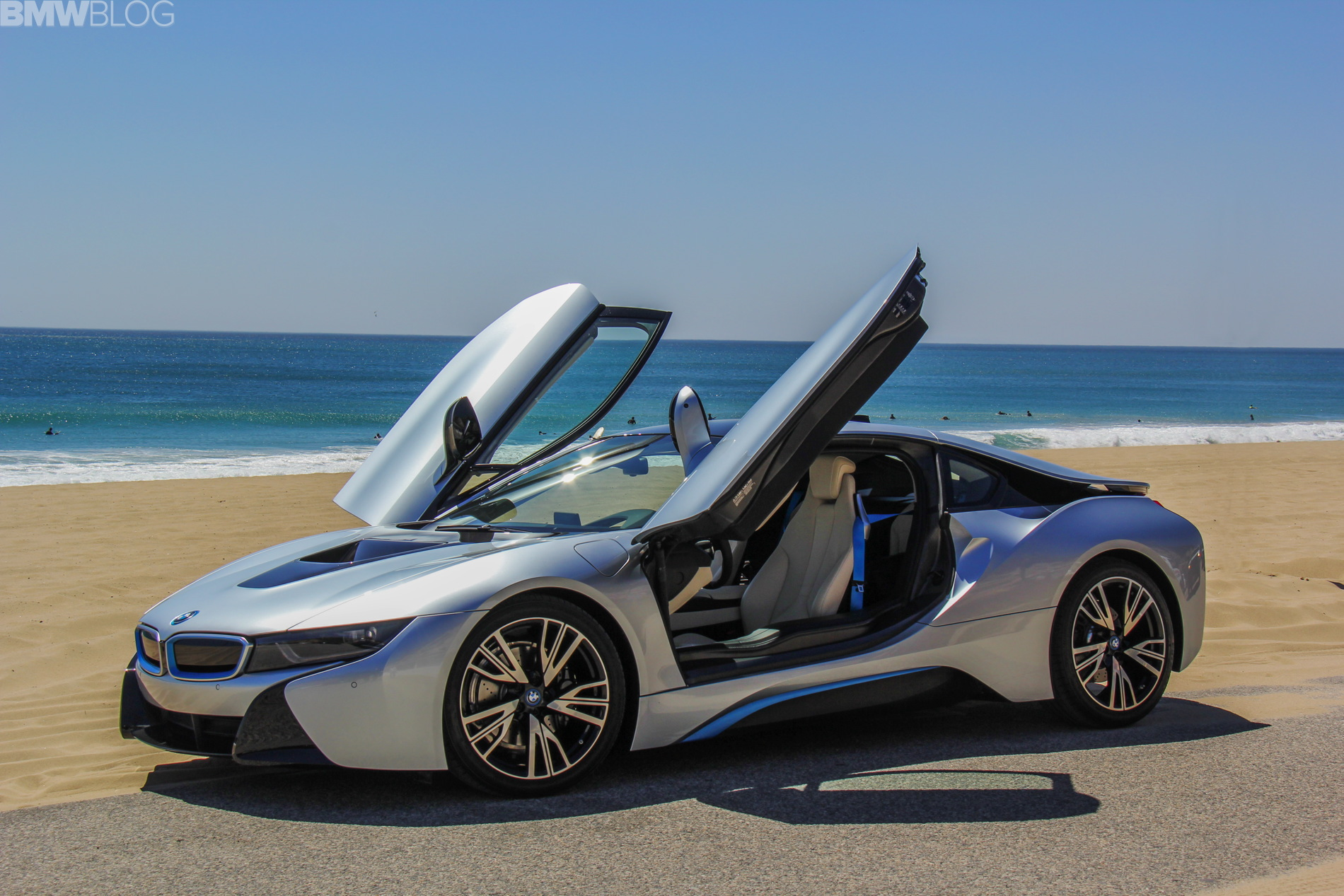 Is The BMW i8 Worth The $100,000 Price Markup?