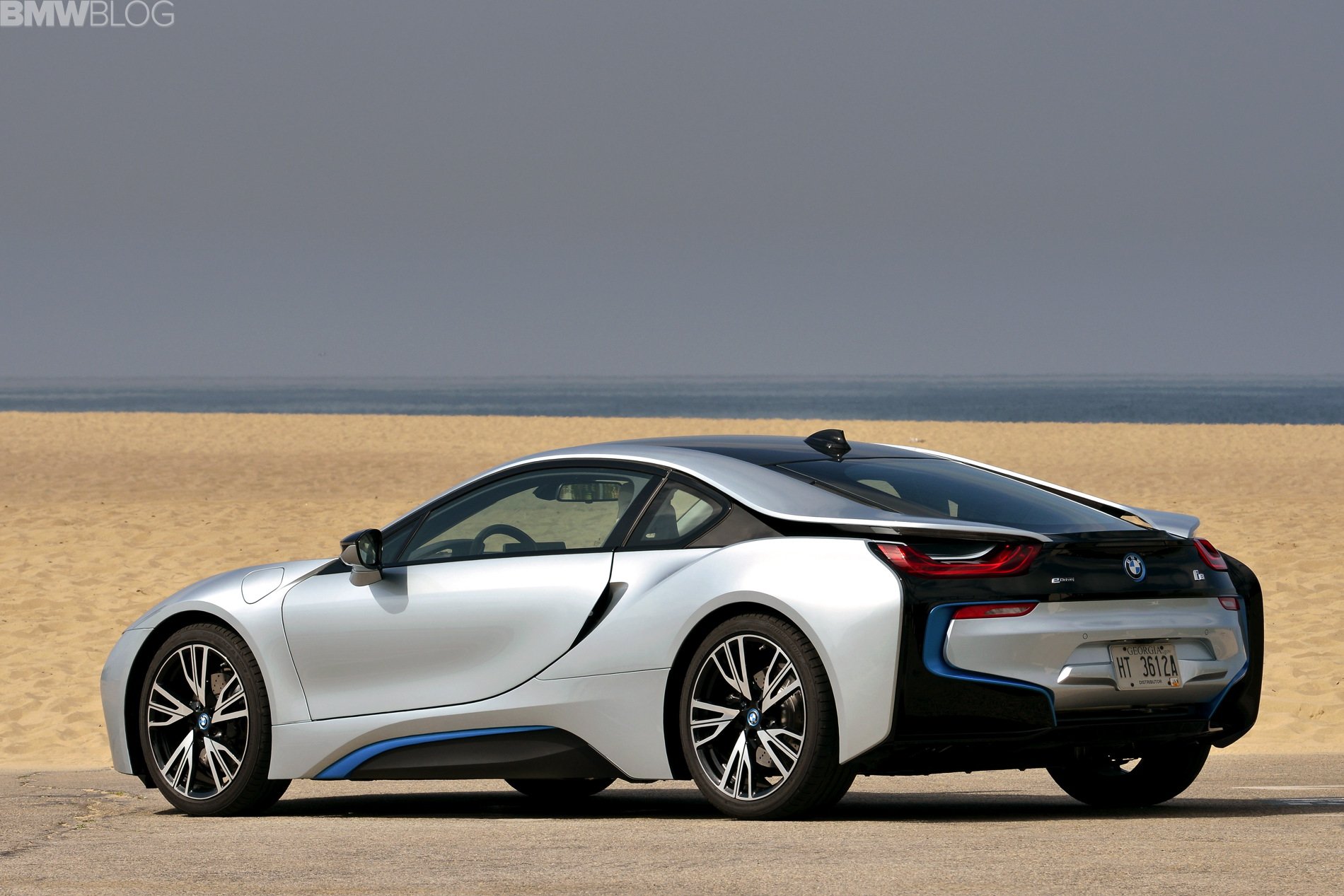 New Bmw I8 Commercials