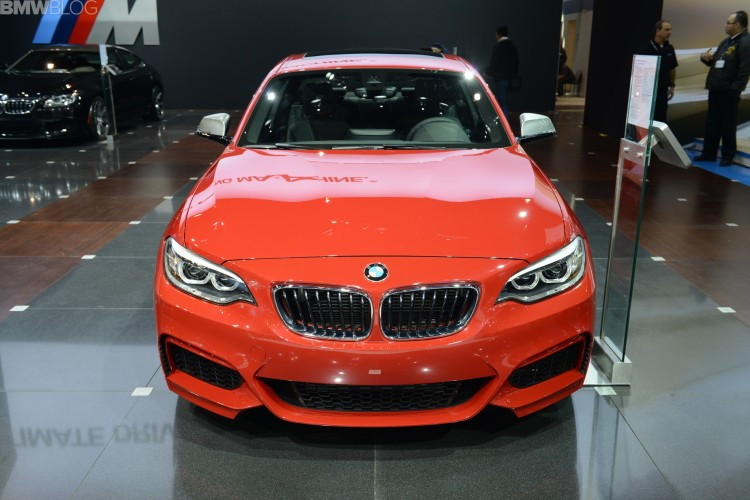 2015 bmw m235i chicago auto show 04 750x500