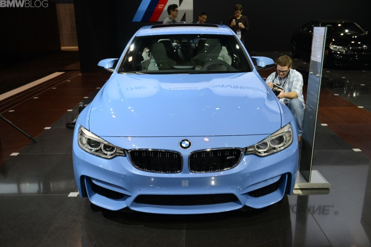 2015 bmw m3 chicago auto show 18 750x500