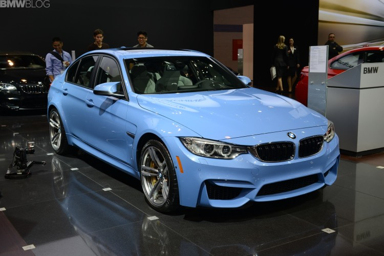 2015 BMW M3 and M4 Lease Rates