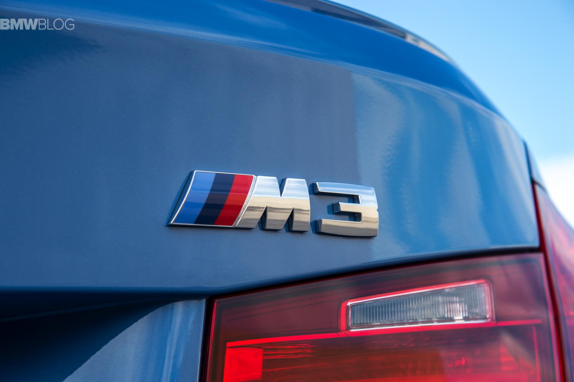 2015 bmw m3 sedan test drive 143