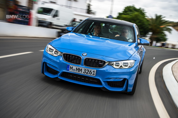 2015 bmw m3 sedan test drive 7photos 750x499
