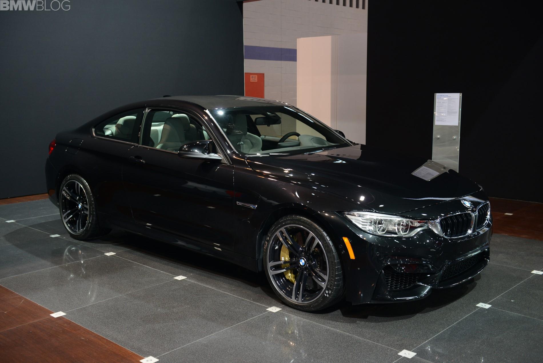 2015 bmw m4 chicago auto show 35