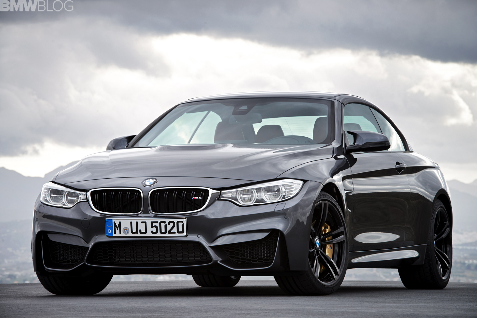 2015 bmw m4 convertible world premiere. Black Bedroom Furniture Sets. Home Design Ideas