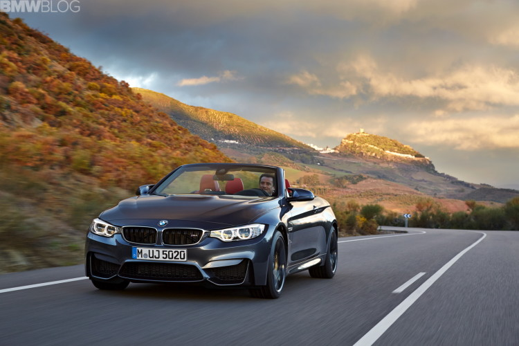 2015 bmw m4 convertible images 15 750x500