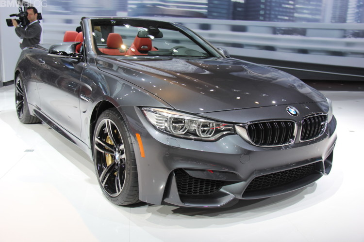 2015 bmw m4 convertible new york auto show 06 750x500
