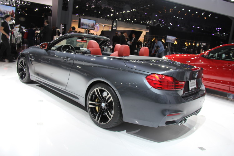2015 bmw m4 convertible new york auto show 10 750x500