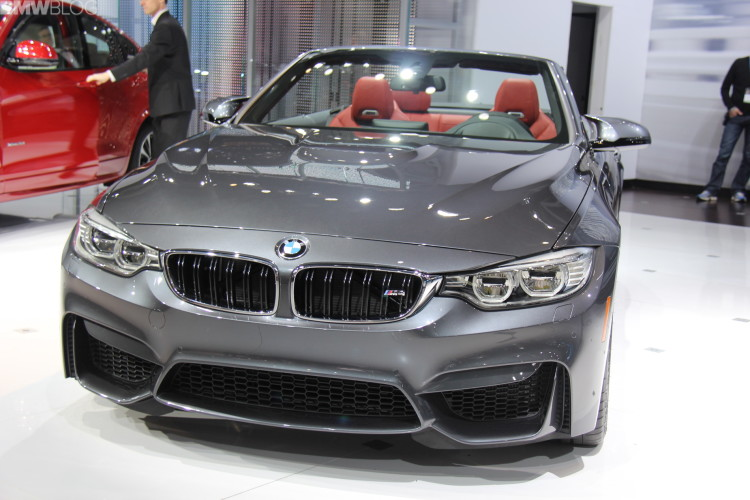 2015 bmw m4 convertible new york auto show 35 750x500