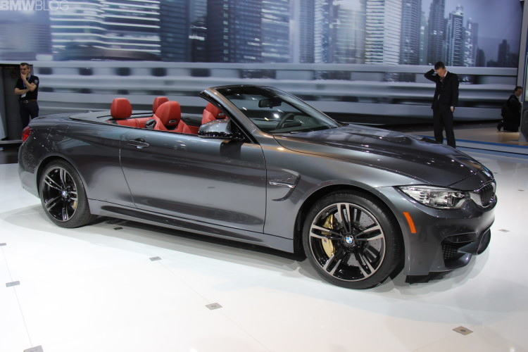 2015 bmw m4 convertible new york auto show 40 750x500