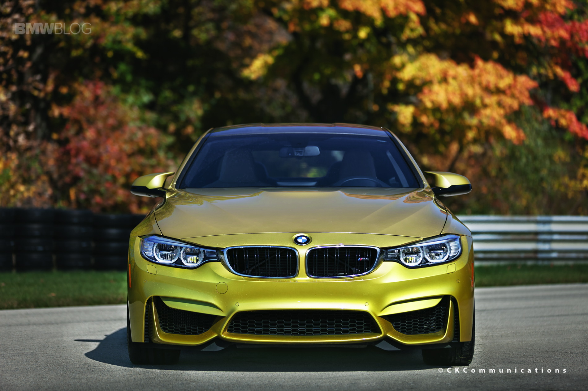 2015 BMW M4 Coupe - Drive Review