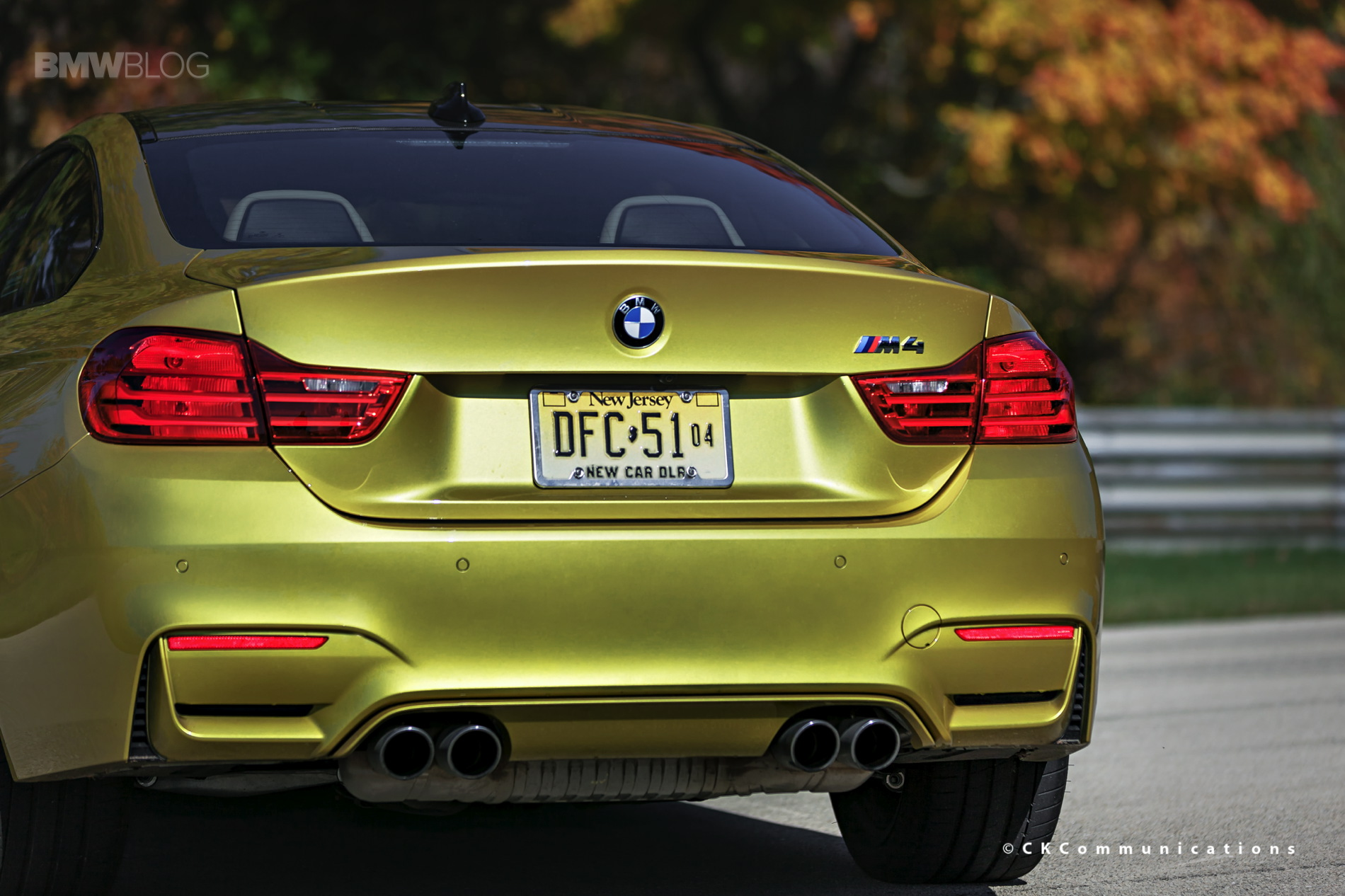 2015 BMW M4 Coupe Drive Review