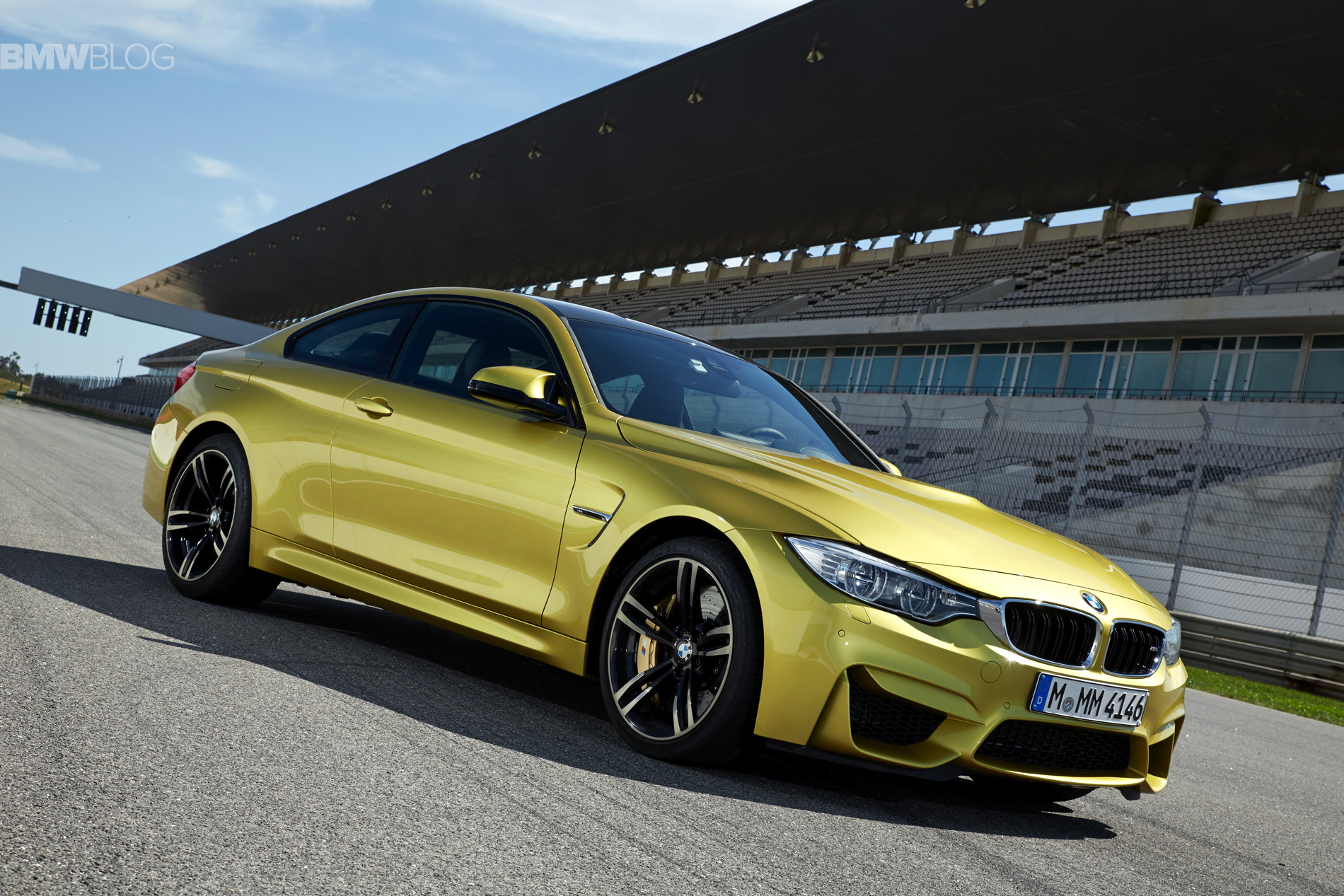 2015 bmw m4 coupe test drive 107