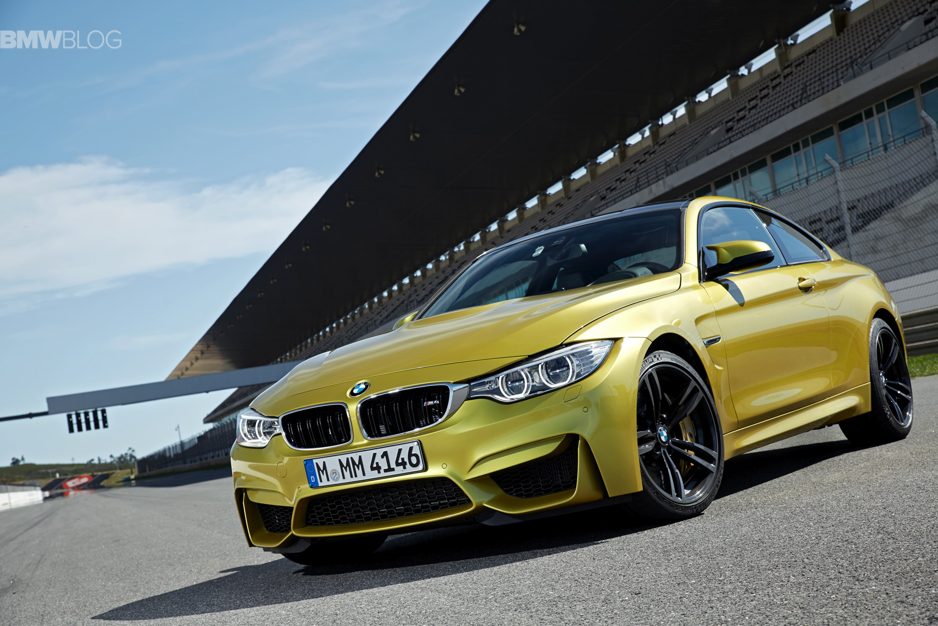 2015 bmw m4 coupe test drive 115
