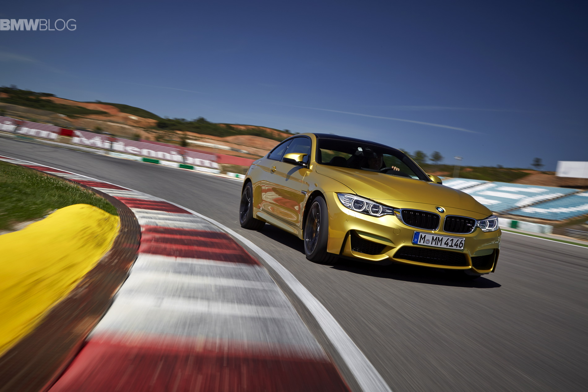 2015 bmw m4 coupe test drive 27