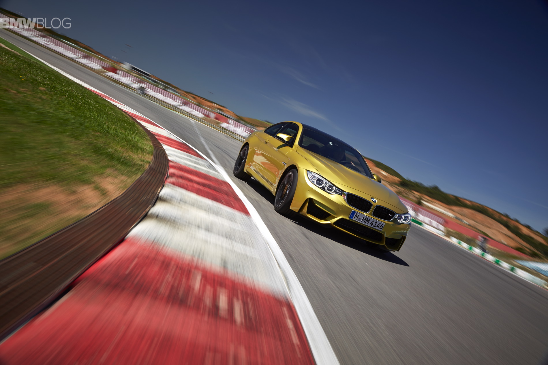 2015 bmw m4 coupe test drive 28