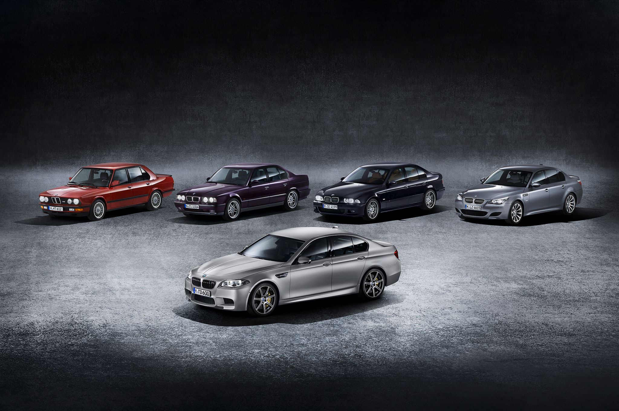 What's your favorite BMW M5?