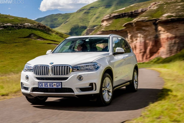 Wallpapers Bmw X5 With Pure Experience Package