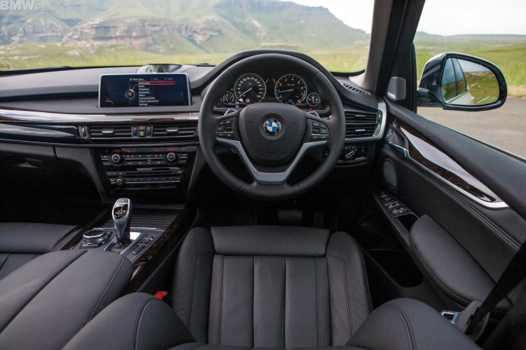 2017 Bmw X5 Pure Experience Interior 07