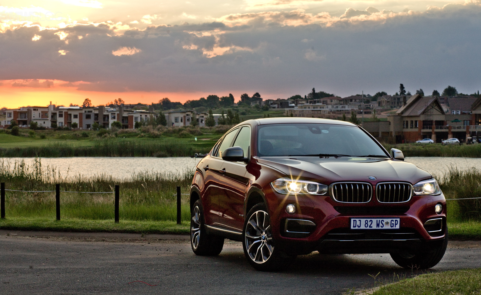2015 Bmw X6 In South Africa Photos