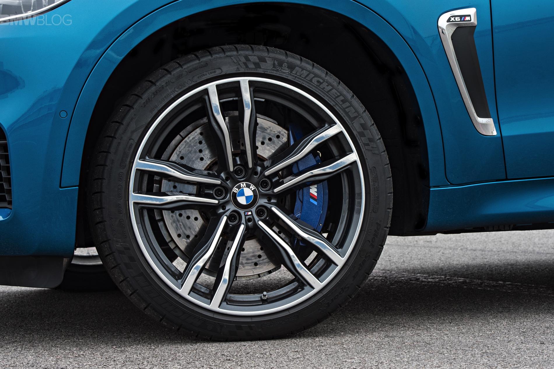 Michelin Pilot Super Sport Review >> Michelin Pilot Super Sport designed specifically for the new BMW X6M