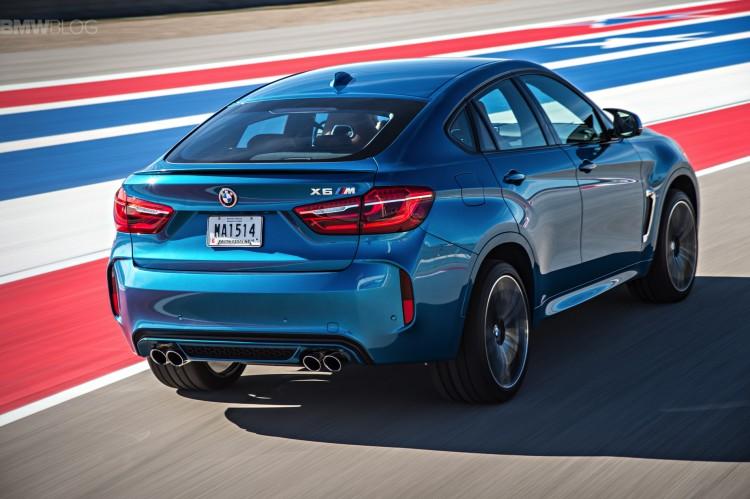 2015 Bmw X6 M Test Drive