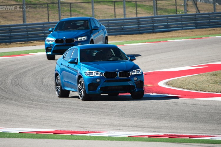 2015 bmw x6 m race track images 24 750x499