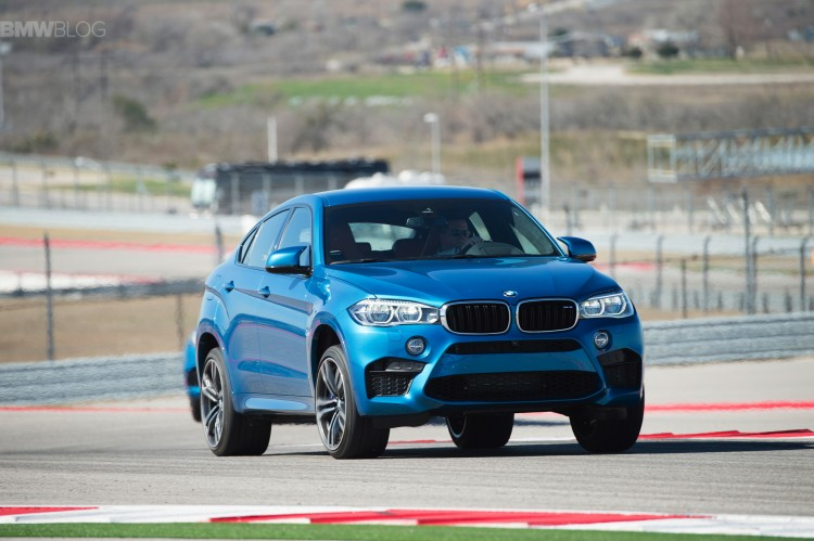 2015 bmw x6 m race track images 26 750x499