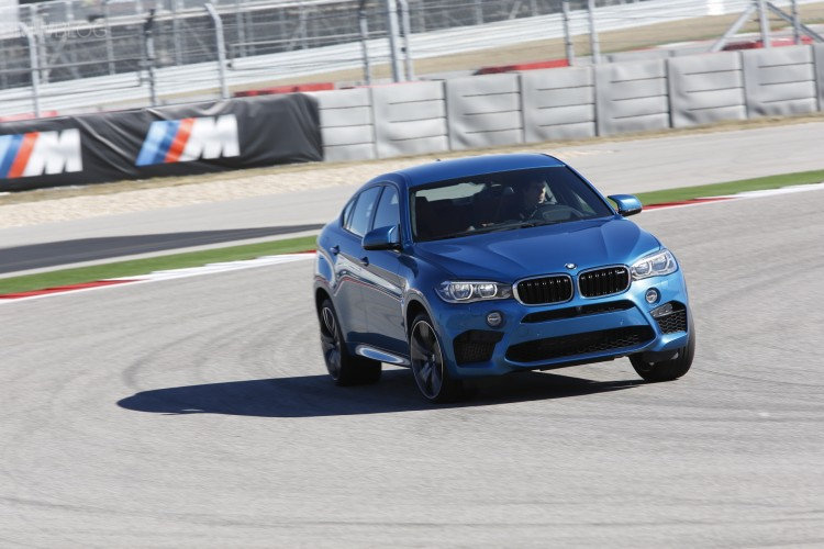 2015 bmw x6 m race track images 37 750x500