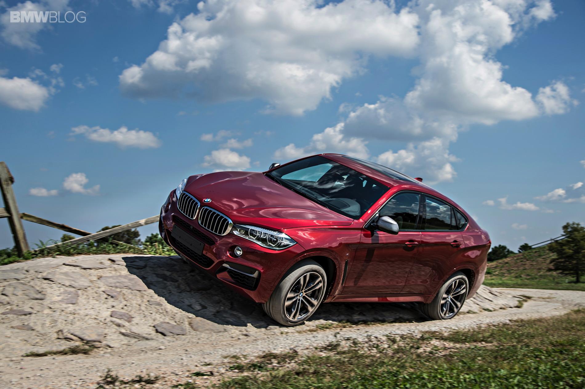 2015 Bmw X6 M50d Review By Car Magazine