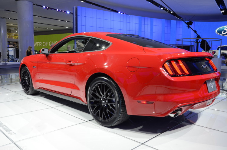 2015 mustang detroit auto show 12 750x496