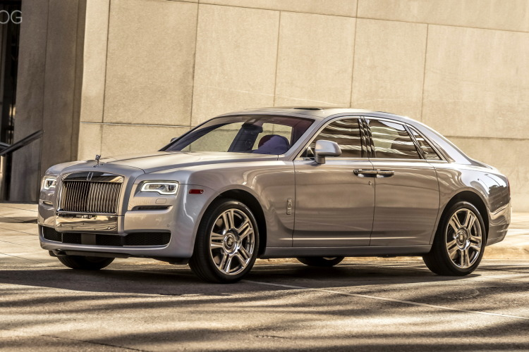 2015 Rolls Royce Ghost Series II Test Drive & Review