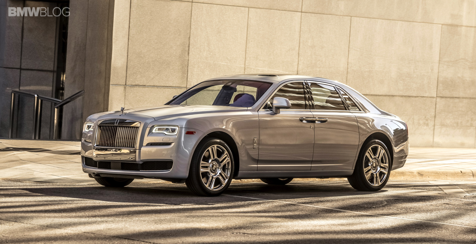 2015 Rolls Royce Ghost Series Ii Test Drive Amp Review