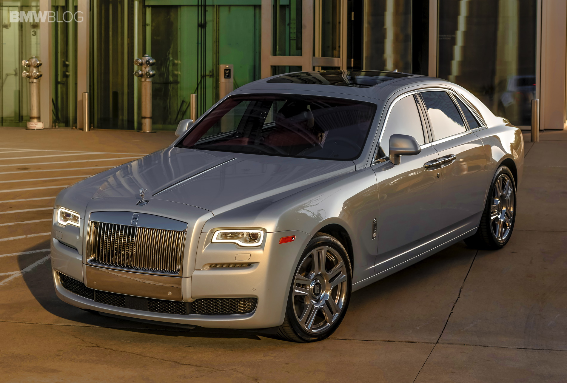 Rolls Royce Recalls One Ghost Model