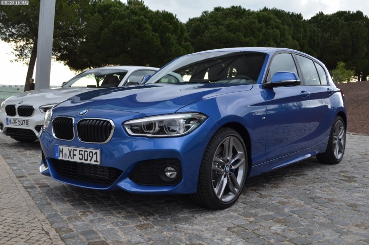 2015-BMW-1er-F20-LCI-Facelift-M-Sportpaket-Estoril-Blau-03