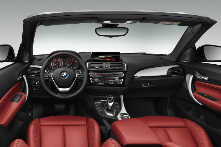 2015-bmw-2-series-convertible-front-interior
