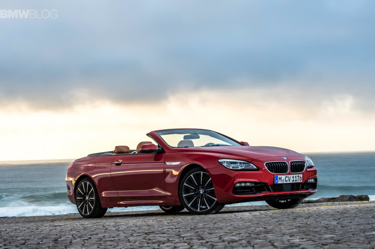 2015 Bmw 6 Series Convertible Images 68