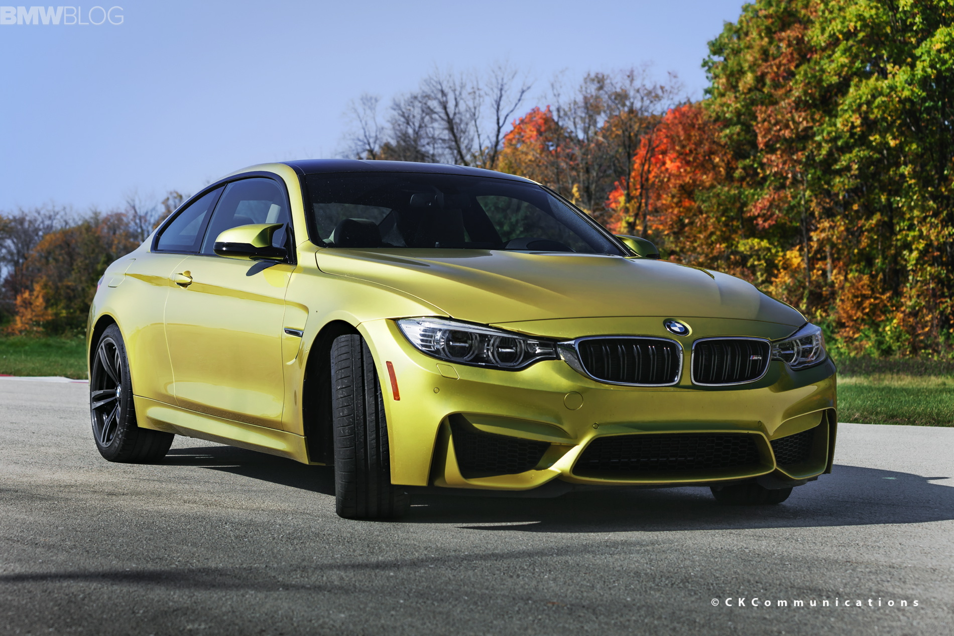 By the Numbers: BMW M4 vs Chevy Camaro SS
