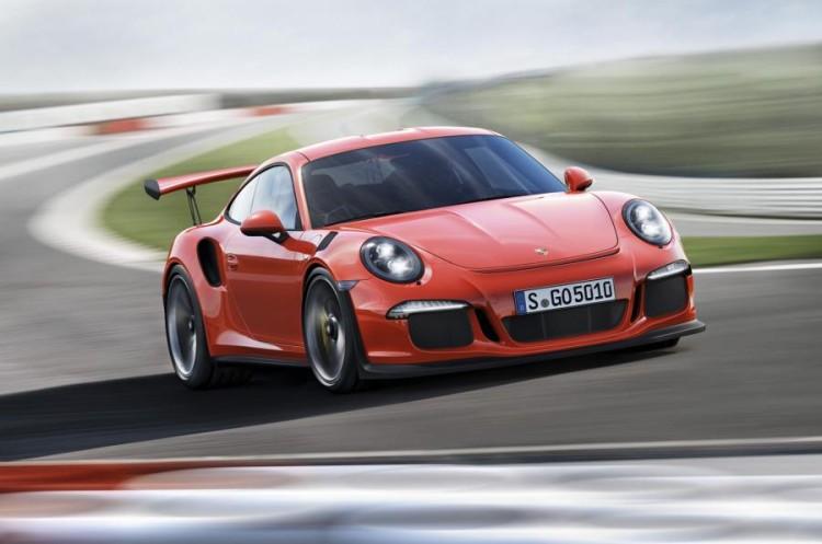 2016 Porsche 911 GT3 RS 750x497