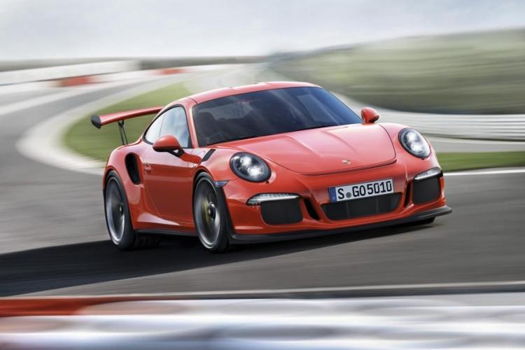 2016 Porsche 911 GT3 RS images 3 750x500