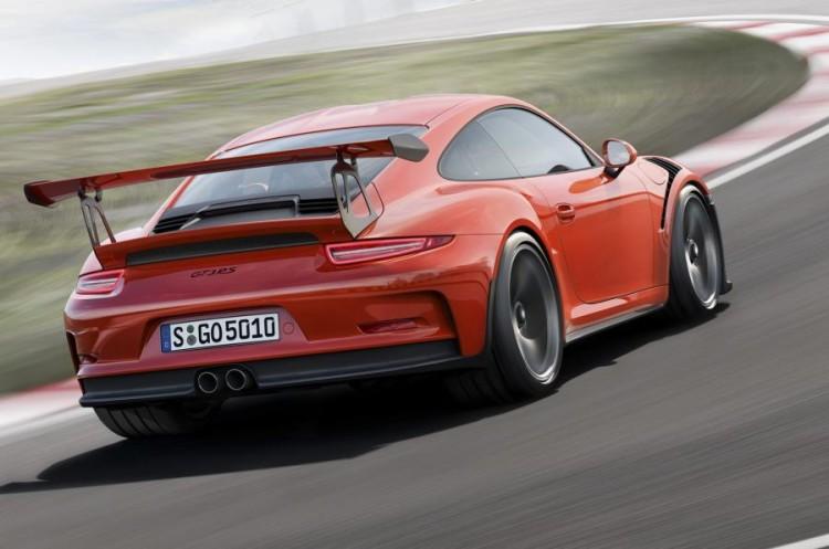 2016 Porsche 911 GT3 RS images 4 750x497