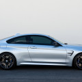 A Silverstone Metallic BMW F82 M4 With Cosmetic Upgrades