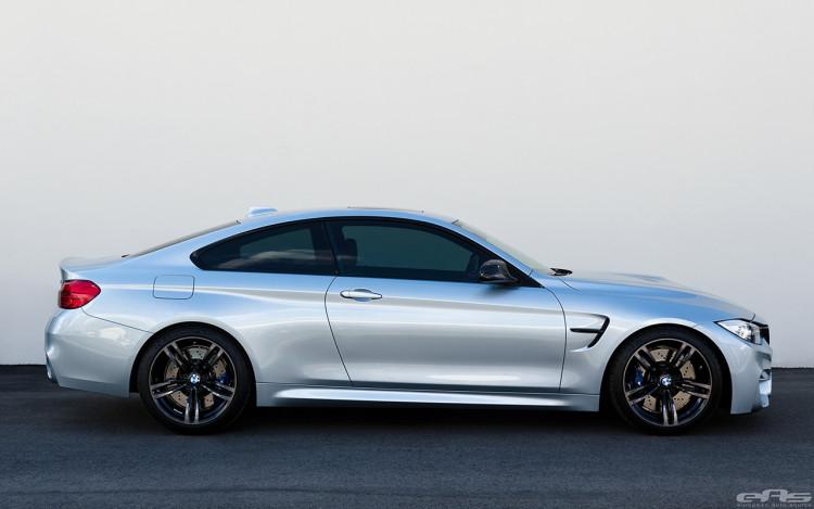 A Silverstone Metallic BMW F82 M4 With Cosmetic Upgrades 6 750x469
