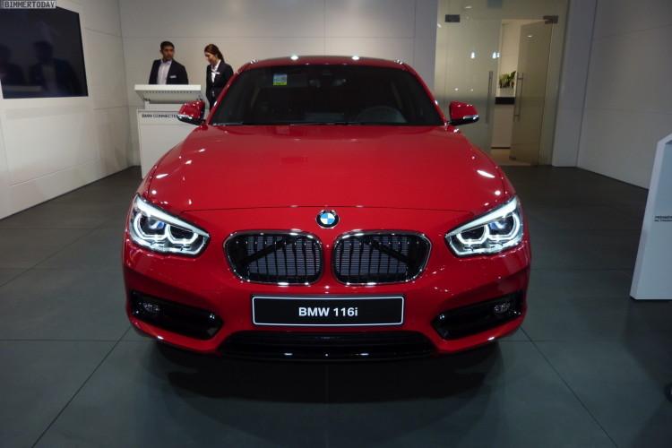 BMW 1 series facelift images geneva 04 750x500