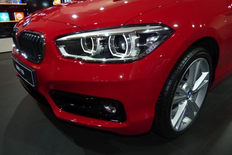 BMW 1 series facelift images geneva 06 750x500