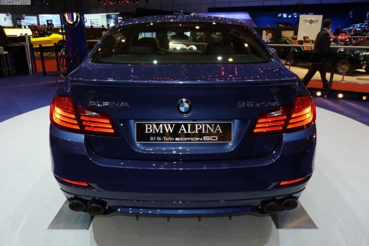 BMW Alpina B5 Edition 50 Autosalon Genf 2015 LIVE 04 750x500