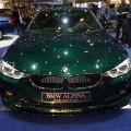 BMW Alpina D4 Coupe F32 Gruen 2015 Genf Autosalon Live 14 120x120