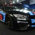 BMW M4 Coupe F82 Safety Car MotoGP Genf Autosalon 2015 LIVE 01 120x120