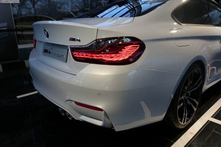 BMW M4 Iconic Lights Laser OLED Coupe F82 Welt 2015 19 750x500